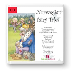 Engelsk. Norwegian Fairytales 1CD